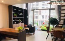 Bán nhà chung cư 2 phòng ngủ, cô nàng chuyển về căn hộ 39m2 ở Phú Mỹ Hưng để trồng cây, nuôi cá