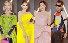 """Siêu thảm đỏ WeChoice Awards 2020: Ngọc Trinh diện nguyên """"cây"""" vàng nổi bần bật, Châu Bùi cực xinh đọ sắc bên dàn Hoa, Á hậu đình đám"""
