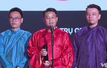 Gala WeChoice Awards 2020: Dế Choắt, Hoàng Thùy Linh và Hoàng Rob đốt cháy sân khấu với ca khúc Cánh Cửa Diệu Kỳ