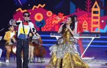 Hoàng Thùy Linh, Dế Choắt và Hoàng Rob biến sân khấu Gala WeChoice hoá thành lớp học âm nhạc vô cùng lộng lẫy