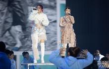 Tlinh và Mỹ Anh mở màn Gala WeChoice với Lời Cảm Ơn đầy ấn tượng, khẳng định tài năng của nghệ sĩ Gen Z!