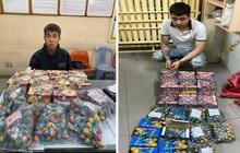 Nam sinh viên mua pháo nổ trên mạng để bán kiếm lời dịp Tết Nguyên đán