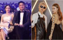 Dàn hot couple sánh vai tại Gala WeChoice Awards: Linh Rin - Phillip Nguyễn trông như vợ chồng son, Wean - Naomi bao ngầu