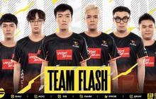 Team Flash công bố đội hình mùa giải mới: ADC trở lại, Elly và Đạt Kòii chia tay đội tuyển