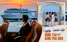 Đi thử phà biển từ Sài Gòn sang Vũng Tàu chỉ trong 30 phút: Bỏ ra nửa ngày mà chơi được 2 nơi, liệu có đáng tiền bạc và công sức?