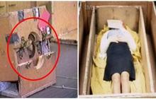 Thiếu nữ đi nhờ xe cặp vợ chồng trẻ, ngồi cạnh hộp gỗ kỳ lạ không ngờ mở ra 7 năm địa ngục: Cả ngày nằm trong quan tài để bị cưỡng hiếp