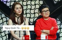 """Tình tin đồn Phương Uyên có chia sẻ cực gắt """"Ngụy quân tử"""" giữa drama, Thiều Bảo Trang liền vào hưởng ứng"""