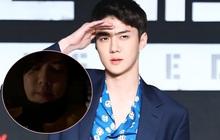 Sehun (EXO) bất ngờ xuất hiện giữa bể phốt Cbiz, leo hot search chỉ vì xem phim rồi ngồi khóc hu hu?