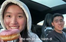 Jenny Huỳnh gây choáng với bảng điểm toàn A, sẵn sàng đứng dưới trời lạnh ăn bánh vì anh trai không muốn xe bẩn
