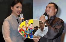 """Ngô Thanh Vân tại họp báo Trạng Tí: """"4 lần ngỏ lời hợp tác, Studio68 chưa bao giờ bắt tay Phan Thị chèn ép Lê Linh"""""""