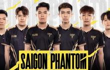 Saigon Phantom lấy lời Sơn Tùng M-TP để nói chia tay cùng 1 tuyển thủ