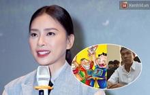 """Ngô Thanh Vân tại họp báo Trạng Tí: """"Studio68 chưa bao giờ bắt tay Phan Thị chèn ép Lê Linh"""""""