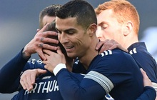 Ronaldo kiến tạo đưa Juventus trở lại top 4 Serie A
