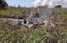 Rơi máy bay ở Brazil, ông chủ đội bóng và 4 cầu thủ thiệt mạng