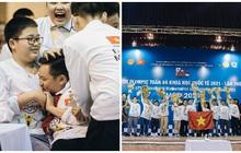 2 nam sinh lớp 6 giành HCV Olympic Toán và Khoa học Quốc tế