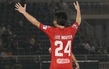 Cầu thủ Việt kiều Lee Nguyễn ra mắt chưa trọn vẹn