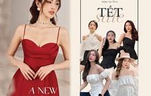 """Loạt shop thời trang sale đến 70%: Nhanh chân múc ngay váy vóc, phụ kiện giá """"iu"""" diện Tết"""