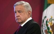Tổng thống Mexico thông báo ông dương tính với Covid-19
