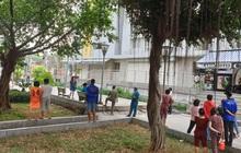 TP.HCM: Chi cục trưởng Chi cục Thi hành án dân sự quận Bình Tân rơi lầu chung cư Carina tử vong
