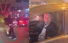 Khởi tố tài xế côn đồ đánh gãy răng nam thanh niên do bị nhắc nhở dừng xe lâu ở Hà Nội