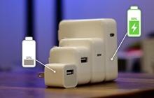 So sánh tốc độ và cách tìm ra củ sạc tốt nhất cho iPhone