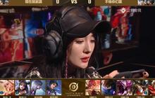 Dương Mịch khoe nhan sắc cực xinh đẹp, hút hồn cả làng game khi tham gia giải đấu Liên Quân Mobile bản Trung