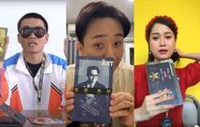Từ rapper đến nghệ sĩ đều nóng lòng đi quẩy khi cầm loạt vé xịn siêu cấp của Live Concert Rap Việt All-Star