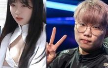 Fan Hàn Quốc cho rằng cô bạn gái sở hữu body bốc lửa là lý do khiến T1.Canna đánh mất phong độ
