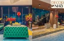 Penthouse ở Vinhomes trang trí Tết: Tổng hết 60 triệu, phòng khách xịn đến mức ngỡ sảnh khách sạn 5 sao