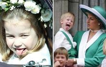 """Những khoảnh khắc """"cưng xỉu"""" của các em bé Hoàng tộc khắp thế giới, mang danh Hoàng tử Công chúa thì vẫn là trẻ nhỏ vô tư và cực lầy"""