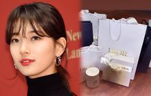 Dàn staff của Suzy khiến cả vũ trụ phải ghen tị: Không dưng được người đẹp tặng đồ hiệu xịn, đã thế còn đa dạng không trùng nhau
