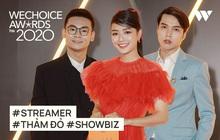 Nhìn lại hình ảnh dàn streamer và game thủ đình đám tỏa sáng trên thảm đỏ WeChoice Awards 2020, thần thái chẳng kém cạnh gì các sao showbiz!
