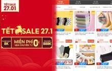 """Cấp báo: Hôm nay Shopee có sale lớn nhưng hội mê sale 1K phải """"ghim"""" ngay tip này thì mới mua được giá hời"""