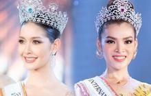 """Trân Đài được Hoa hậu Thái Lan chúc mừng sau đăng quang, fan mong chờ một màn đọ sắc """"khét lẹt"""""""