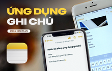 """Cảnh báo: """"trà xanh"""" không chỉ nhắn tin qua Zalo hay Messenger, mà cao tay hơn chính là """"chat chít"""" ngay trên """"Ghi chú"""" của iPhone"""