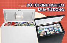 Góc chị em low-tech: Kinh nghiệm mua tủ đông dự trữ thực phẩm cho ngày Tết