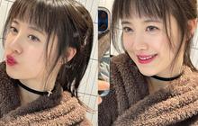 """Goo Hye Sun đăng ảnh selfie đẹp hút hồn, tiết lộ bí quyết giảm cân nhanh nhưng bị """"ném đá"""" vì phản khoa học"""