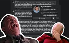 """""""Kẻ cắp gặp bà già"""": Đi hack Facebook mà nhỡ tay tag nhầm Hieupc là dở rồi"""