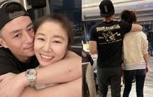 """Lâm Tâm Như đón sinh nhật không thể hạnh phúc hơn: Được ông xã chu đáo tổ chức, lại còn selfie """"tình bể bình"""""""