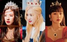 """Top nữ idol """"đậm"""" khí chất công chúa nhất Kpop: Rosé và thành viên hụt BLACKPINK đẹp hiếm có, Joy là Bạch Tuyết """"chuyển thể"""""""