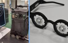 """""""Góc sáng mắt"""": Nhật Bản ra mắt kính thông minh, càng đeo càng giảm độ cận thị"""