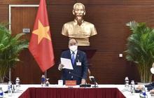 Thủ tướng họp khẩn về COVID-19 tại nơi tổ chức Đại hội Đảng