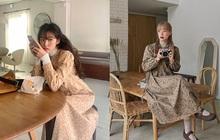 5 công thức lên đồ với váy hoa siêu xinh siêu yêu, đủ cho các nàng diện dần từ giờ tới Tết