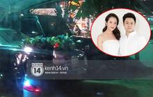 """""""Đầu cầu"""" biệt thự nhà Phan Thành: Rolls-Royce 34 tỷ đã sẵn sàng để rước dâu, các khâu trang trí tươm tất cả rồi"""