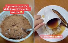 """Cô gái chia sẻ bữa ăn thường ngày của người Philippines khiến dân mạng """"sốc nặng"""": Cơm trộn... bột Milo và chan cà phê là chuyện bình thường!"""