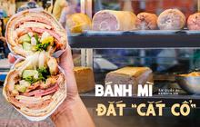 """Điểm danh 2 hàng bánh mì đắt """"cắt cổ"""" ở Sài Gòn và Hà Nội, giá 1 ổ lên tới cả trăm nghìn nhưng vẫn luôn đông khách"""