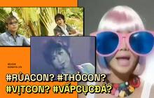 """Lời nhạc Việt thời """"yahoo"""" kiểu: Yêu đương vào là trai gái hoá thành """"sở thú"""" hết cả nhưng tới khúc """"vấp cục đá"""" mới khó hiểu"""