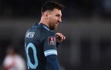 Messi mờ nhạt, Argentina giành chiến thắng hú vía
