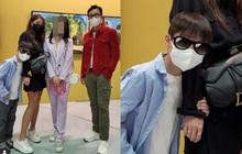 Top 1 Naver: Quý tử nhà tài tử Lee Byung Hun và mỹ nhân Vườn Sao Băng lộ diện, mới 6 tuổi đã cao lớn như thế này