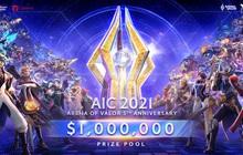 Liên Quân Mobile: AIC 2021 chính thức khởi tranh vào tháng 11 với tiền thưởng lên đến 23 tỷ, Việt Nam sẽ có 3 đội tham dự